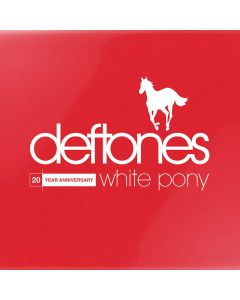 deftones white pony 20th anniversary deluxe edition 2 cd
