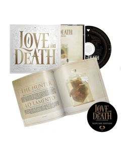 love and death perfectly preserved slipcase cd