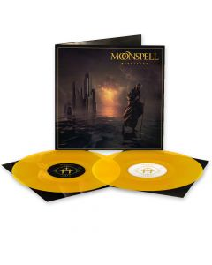 moonspell hermitage transparent orange 2 vinyl