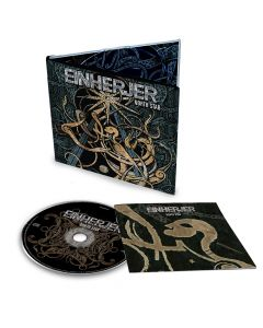 einherjer north star digipak cd