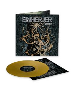 einherjer north star gold vinyl