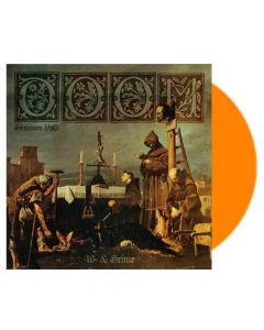 16 grime doom sessions vol 3 orange vinyl