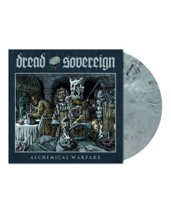 dread sovereign alchemical warfare blue grey marbled vinyl
