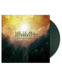 god is an astronaut age of the fifth sun dark green vinyl