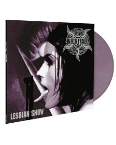 nightfall lesbian show silver purple mixed vinyl