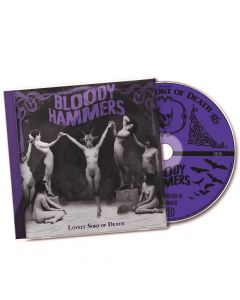 bloody hammers lovely sort of death digipak cd