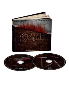 kreator under the guillotine mediabook cd
