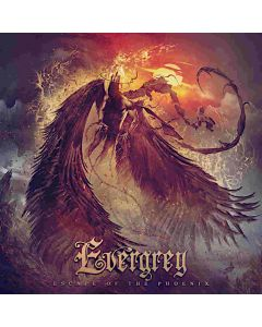 evergrey escape of the phoenix digipak cd