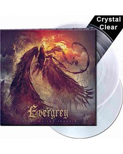 evergrey escape of the phoenix clear vinyl