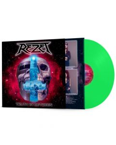rezet truth in between digipak cd
