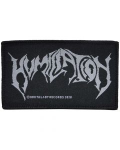 humiliation logo patch
