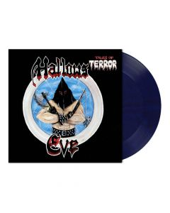hallows eve tales of terror blue black marbled vinyl
