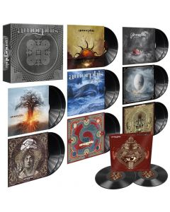 amorphis vinyl collection 2006-2020 box
