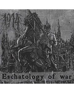 1914 eschatology of war digipak cd