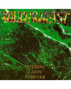 poltergeist nothing lasts forever cd