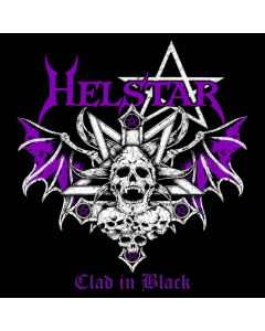 helstar clad in black digipak cd