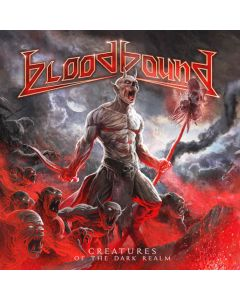 bloodbound creatures of the dark realm cd