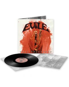 Evile Hell Unleashed Black Vinyl