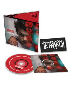 Tetrach Unstable Digipak CD + Patch