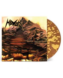 havok point of no return brown marbled vinyl