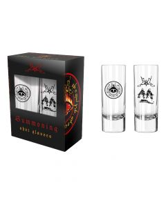 Summoning Eye shot glasses