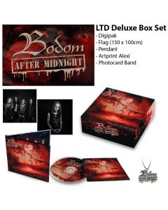 Bodom After Midnight Paint the Sky with Blood Deluxe Boxset