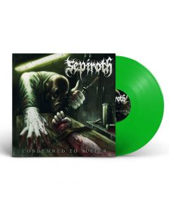 sepiroth condemned to suffer neon green vinyl