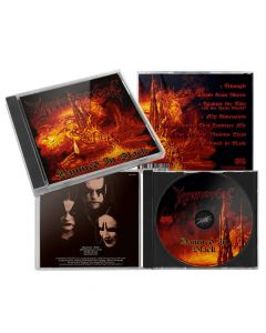 immortal damned in black cd
