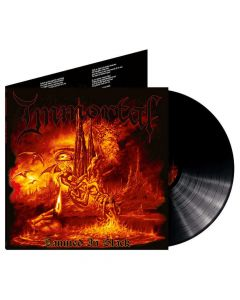 immortal damned in black black vinyl