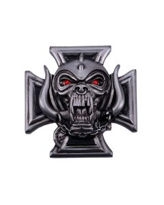 motörhead iron cross magnet