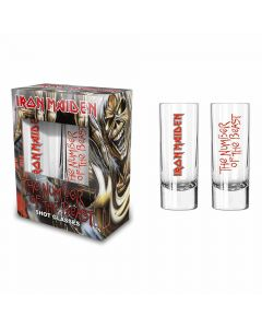 acdc shot in the dark shot glasses