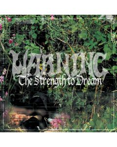 warning the strength to dream green vinyl