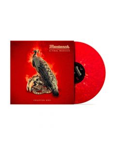 mustasch a final warning chapter one red yellow splatter vinyl vinyl