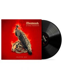 mustasch a final warning chapter one black vinyl