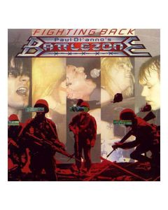 paul di annos battlezone fighting back clear vinyl