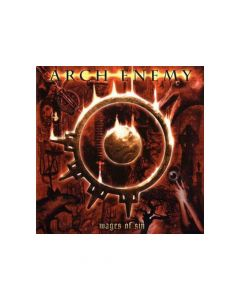 arch enemy wages of sin cd