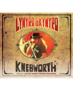 Live At Knebworth '76 - BluRay + CD