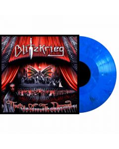 Theatre Of the Damned - BLAU Marmoriertes VInyl