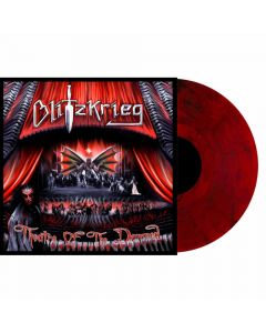 Theatre Of the Damned - ROT Marmoriertes VInyl