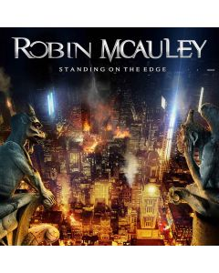 Standing On The Edge - CD