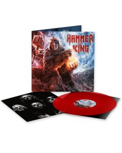 Hammer King - Transparent Red Vinyl