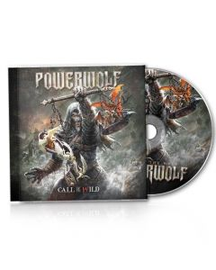 powerwolf call of the wild cd