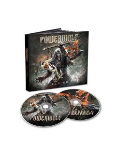 powerwolf call of the wild mediabook cd