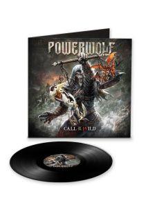 powerwolf call of the wild black vinyl