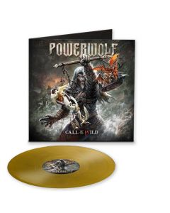 POWERWOLF - Call Of The Wild - GOLDEN Vinyl