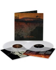 satyricon the shadowthrone clear vinyl