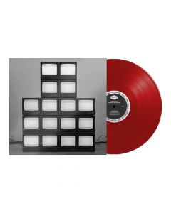 Nowhere Generation - TRANSPARENT ROTES Vinyl