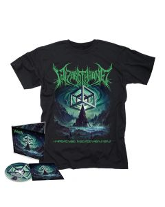 Hypercube Necrodimensions - Digipak CD + T- Shirt Bundle
