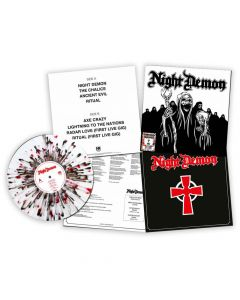 Night Demon - SPLATTER Vinyl