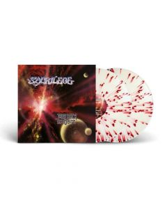 Turn Back Trilobite - CLEAR RED SPLATTER 2-Vinyl